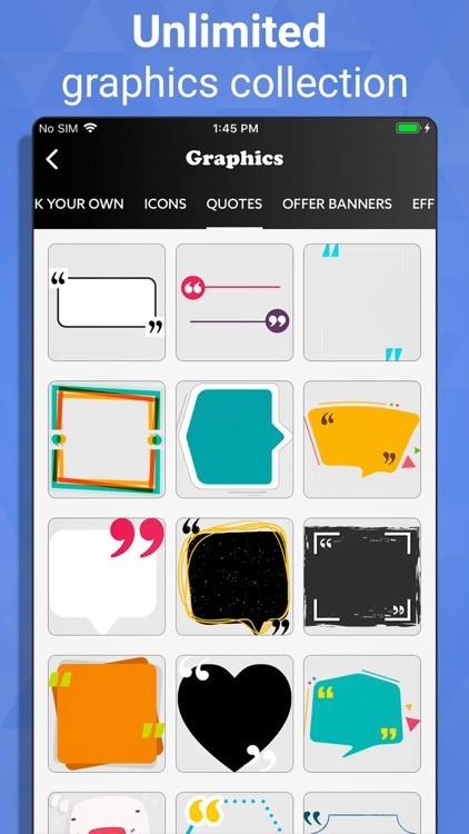 Flyer Maker - Graphic Designer screenshot-9