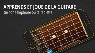 Screenshot for Guitare - Tablature et jeux in Lebanon App Store