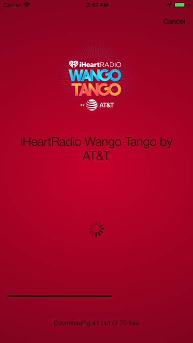 iHeartMedia VIP screenshot 1