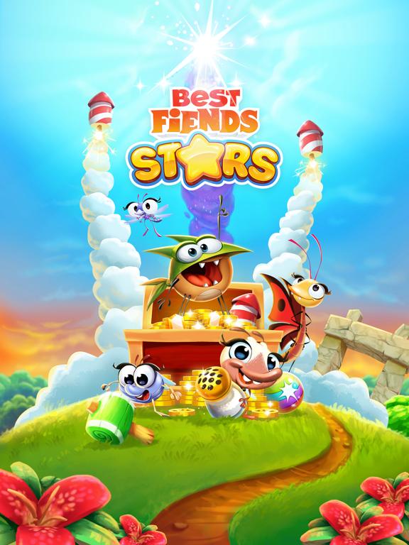Best Fiends Stars screenshot 14