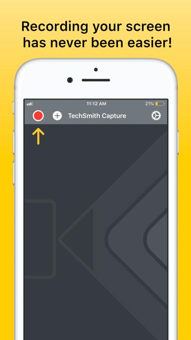 TechSmith Capture Screenshot