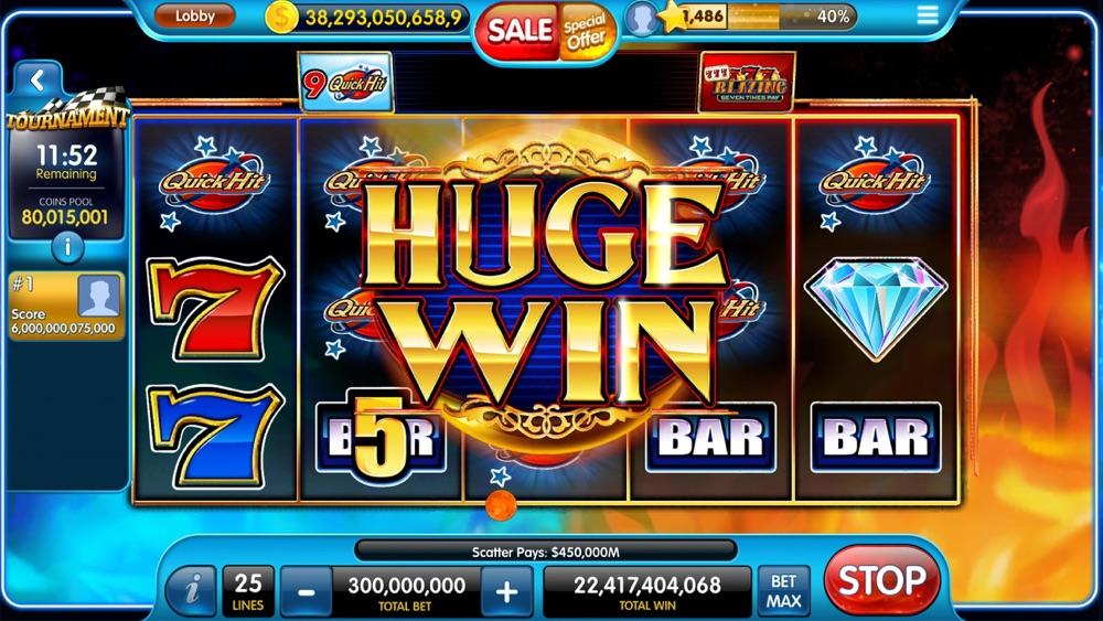 Quick Hit Vegas Slots