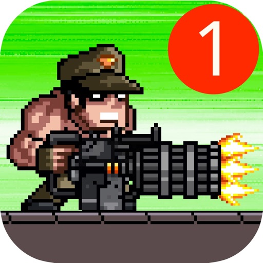 Metal Guns Fury : beat em up Icon