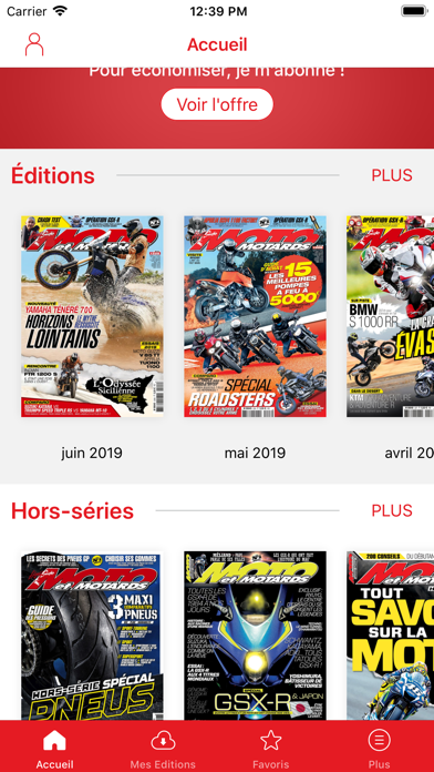 messages.download Moto et Motards magazine software