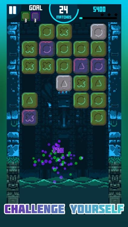 MINRIS - Unique Match 3 Puzzle