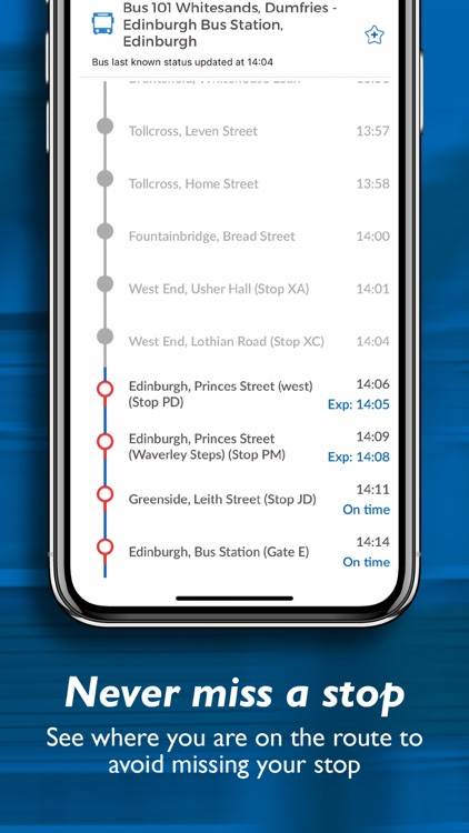 Stagecoach Bus: Plan>Track>Buy screenshot-5