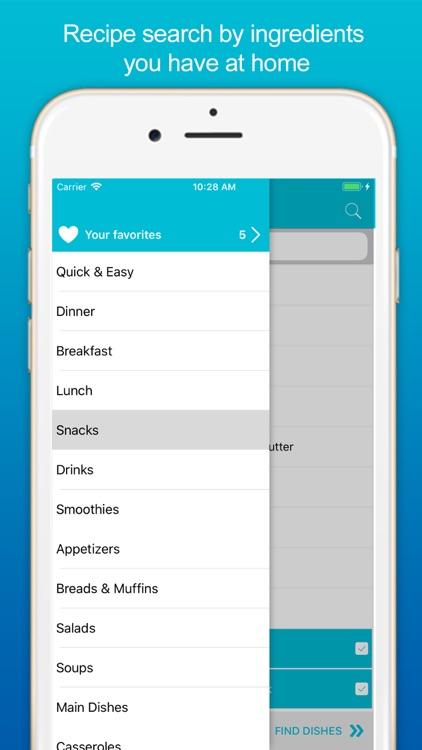 My fridge food recipes screenshot-3