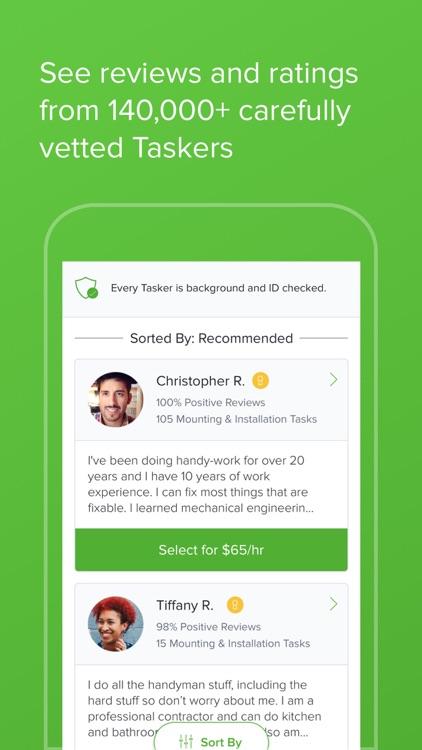 TaskRabbit - Handyman & More screenshot-3