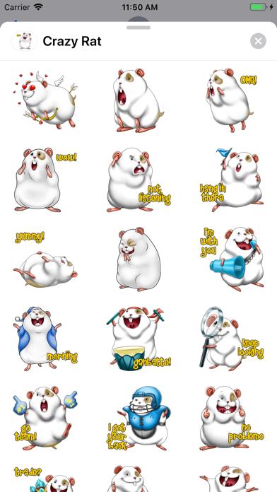 Crazy - Rat screenshot 3