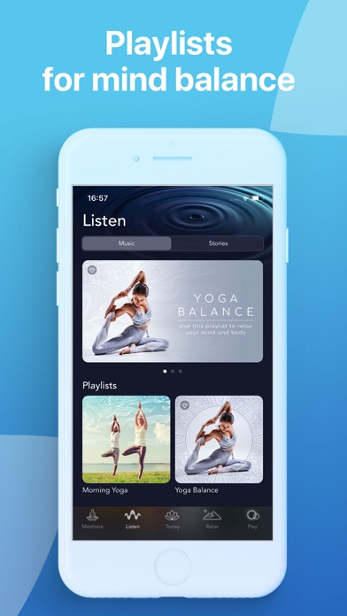 Music Zen - Relaxing Sounds Screenshot
