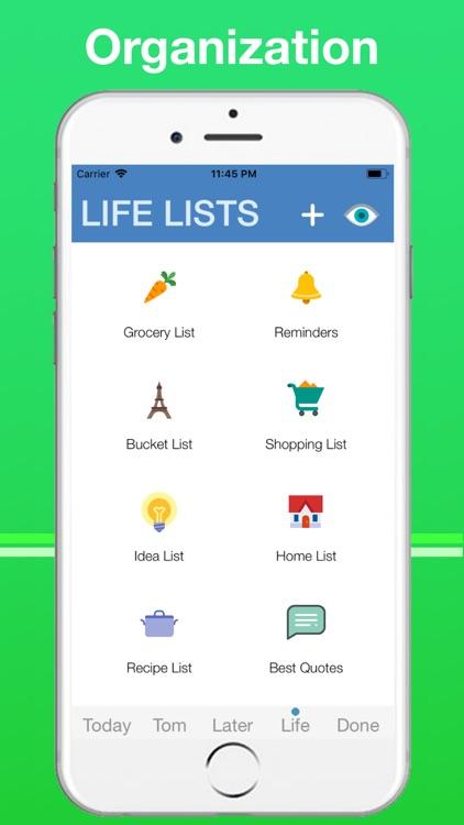 Do.List: To Do List Organizer
