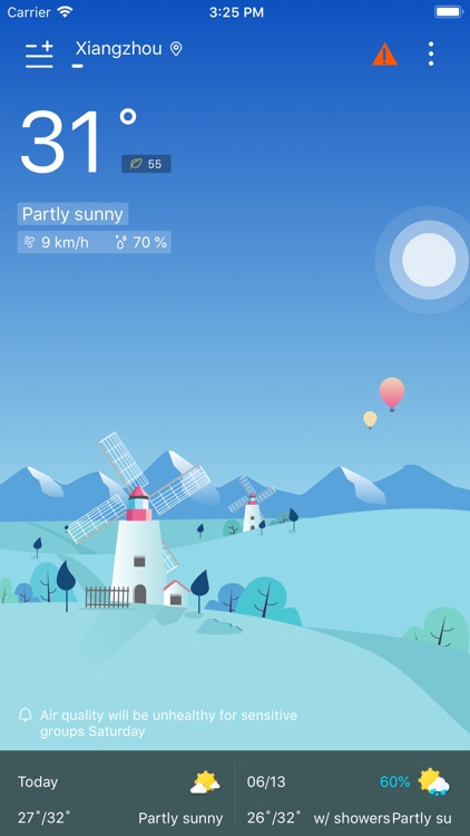 Weather - Live Weather & Radar