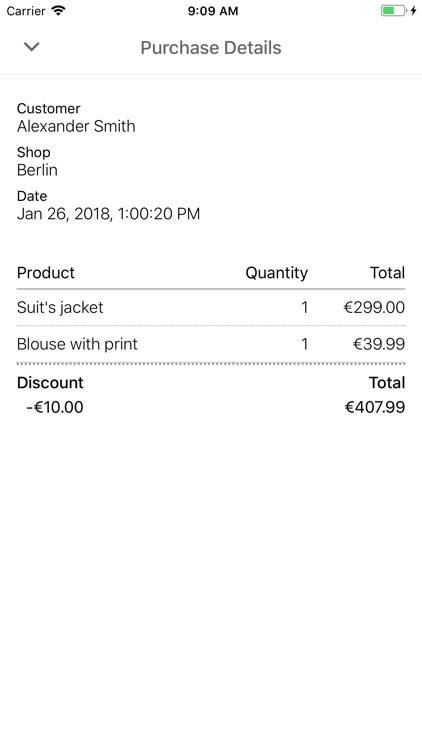 IQ Sales screenshot-9