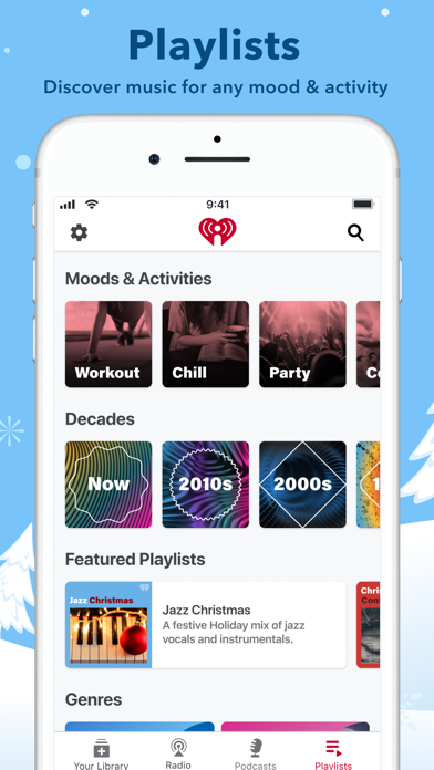 Download iHeart: Radio, Music, Podcasts for Android