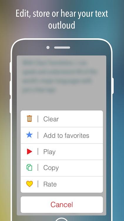 Clear Translation screenshot-3