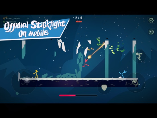 Stick Fight: The Game Mobile screenshot 8
