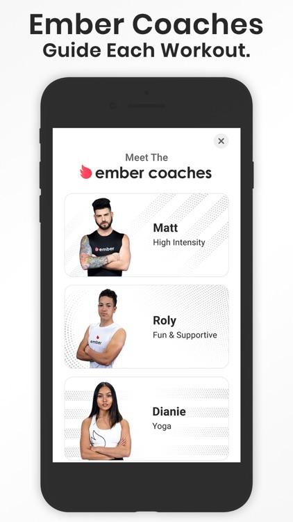 Ember: Audio Fitness Workouts screenshot-3