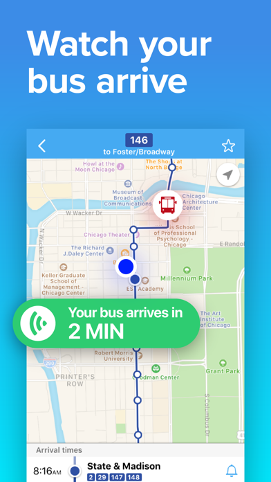 Chicago Transit: CTA Times screenshot