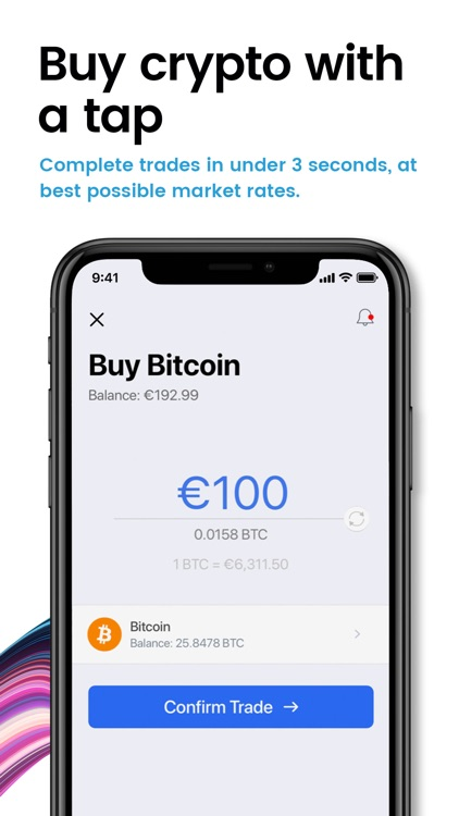 Tap - Buy & Sell Bitcoin screenshot-6
