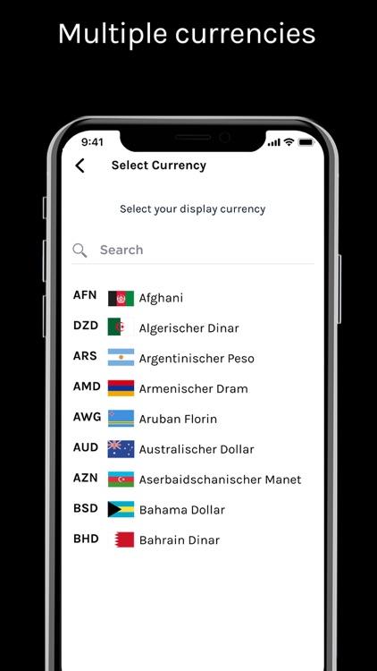TenX - Buy Bitcoin & Card screenshot-7