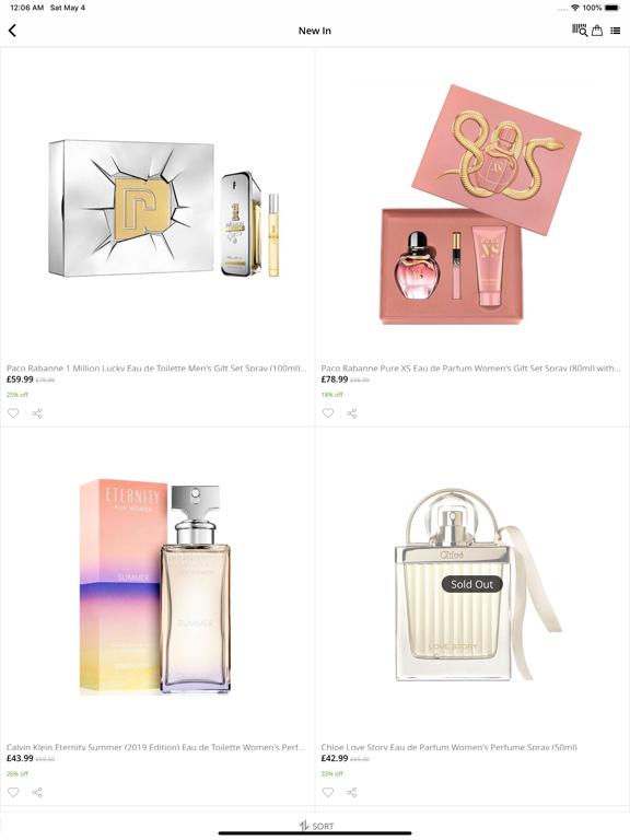 Perfume Direct screenshot