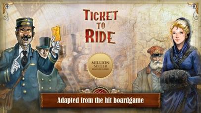 Ticket to Rideのおすすめ画像1