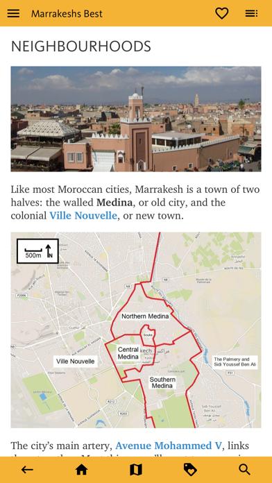 Marrakesh's Best Travel Guide screenshot 5