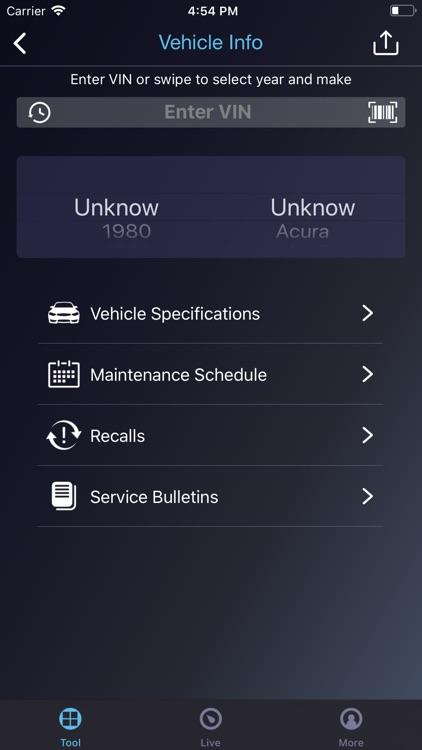 Dr.Driver OBD2 Pro Scan Tool screenshot-7