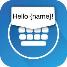 Text Expander Keyboard