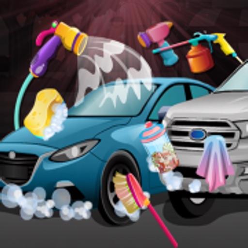 Clean Car Wash Game And Repair