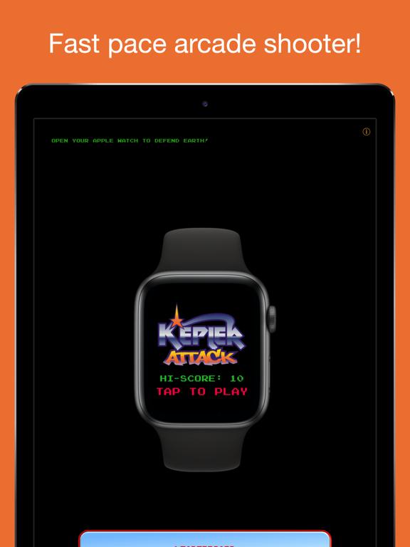 Kepler Attack screenshot 5