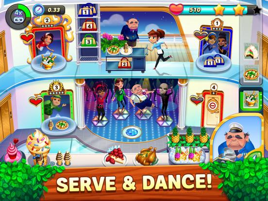 iPad Image of Diner DASH Adventures