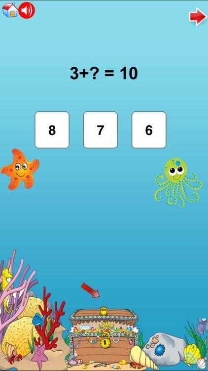 Second Grade Math & Word Games screenshot-4