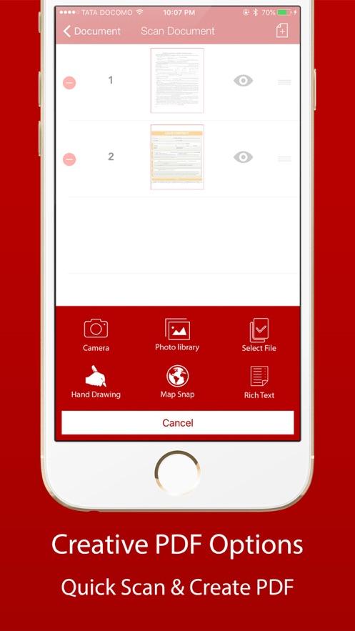 PDF Maker Pro:Splitter,Merger App 截图