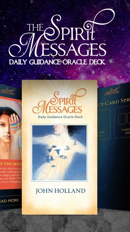 Spirit Messages Daily Guidance