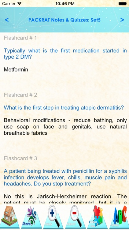 Clinical Assistant Physician Q screenshot-3