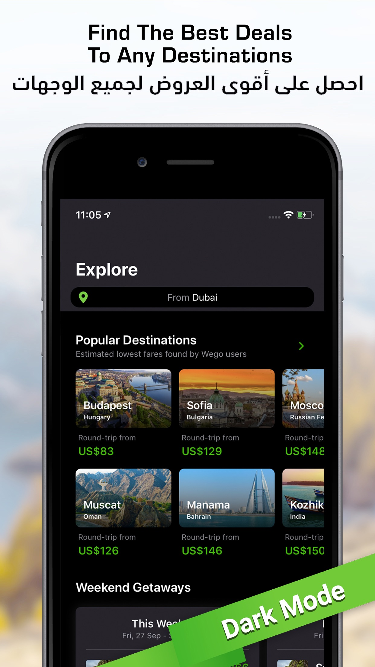 Wego Flights & Hotels Screenshot