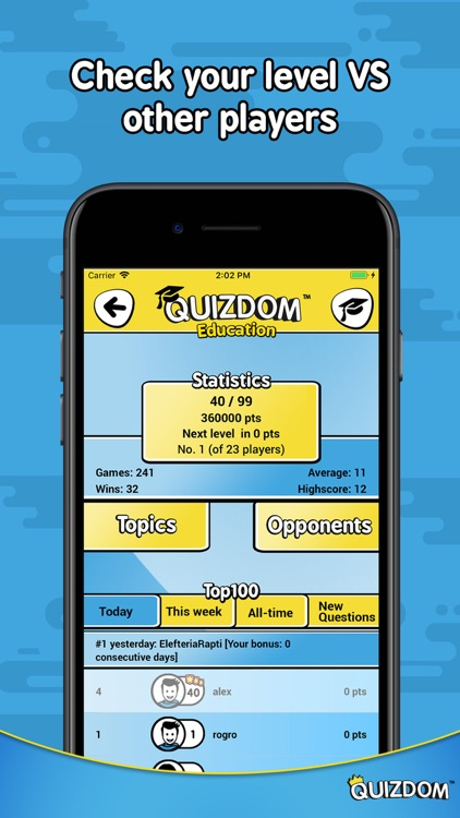 Quizdom Education - GRE prep screenshot-4
