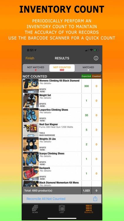 Smarter Inventory screenshot-5