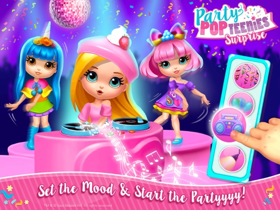 Party Popteenies Surprise screenshot 15
