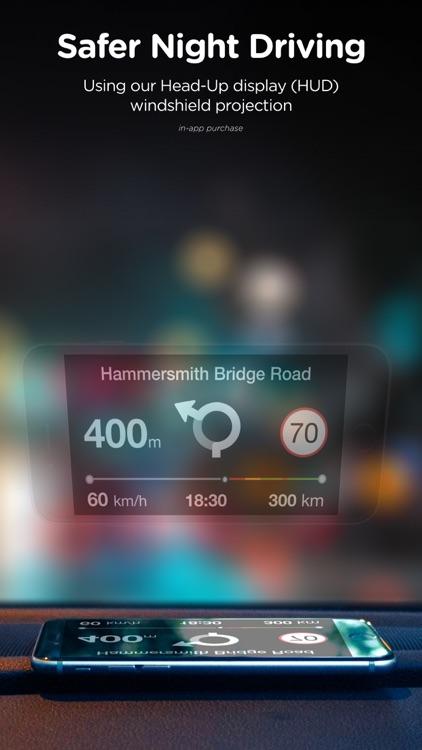 Navmii Offline GPS Canada screenshot-3