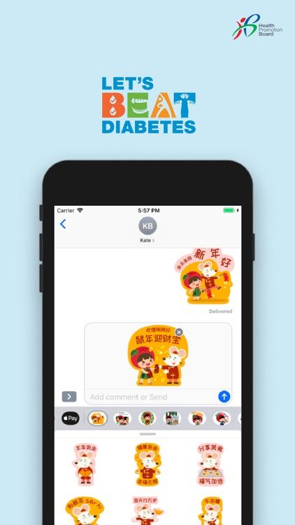 HPB Let's BEAT Diabetes x AKKG
