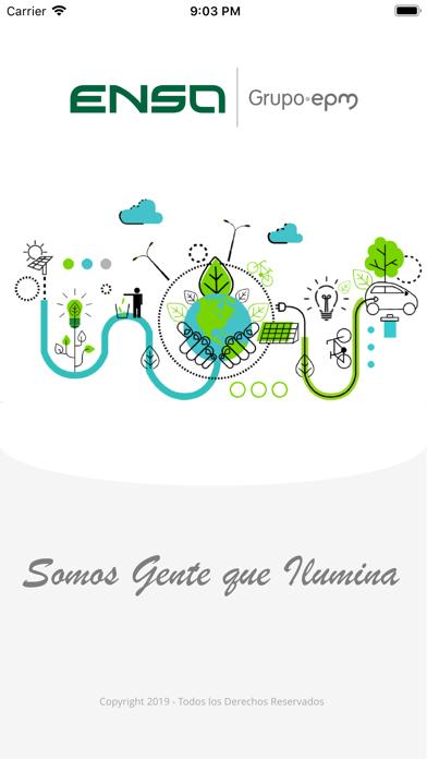 ENSA Panamá screenshot 1