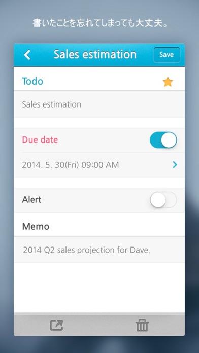 SomTodoのスクリーンショット2