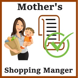 Mother's Shopping Manager