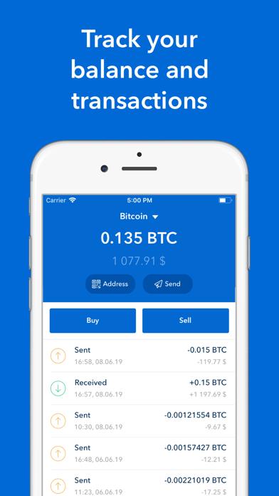 Bitcoin Wallet - Buy BTC-0