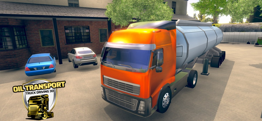 Oil Transport Truck Driving 3D Cheat Codes