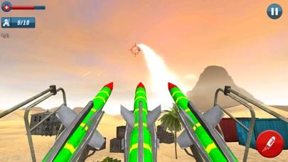 Military Missile Jet Warefare screenshot 3