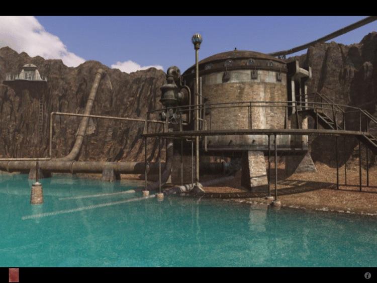 Riven (iPad version) screenshot-4