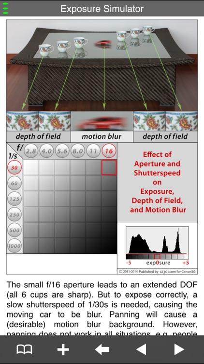 EF Lens Simulator South Asia screenshot-4